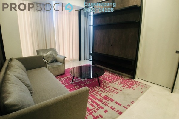 Condominium For Sale in Tropicana The Residences, KLCC Freehold Fully Furnished 1R/1B 1.85m
