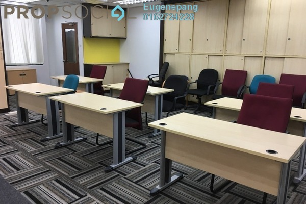 Condominium For Sale in Megan Avenue 2, KLCC Freehold Fully Furnished 4R/1B 1.2m
