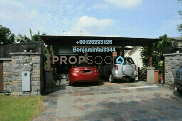Bungalow For Sale in Jalan Kluang, Ayer Hitam Freehold Fully Furnished 4R/4B 3.5m