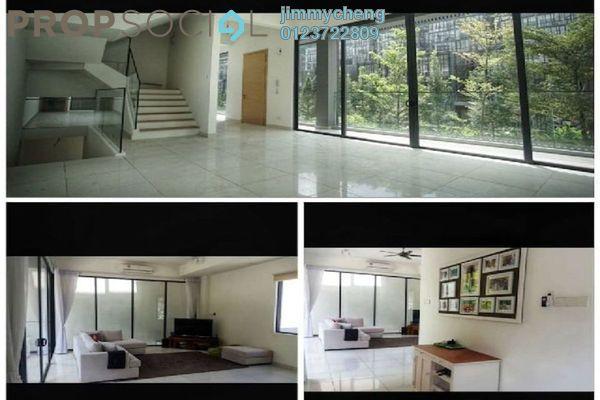 Villa For Rent in Empire Residence, Damansara Perdana Freehold Semi Furnished 5R/6B 7k