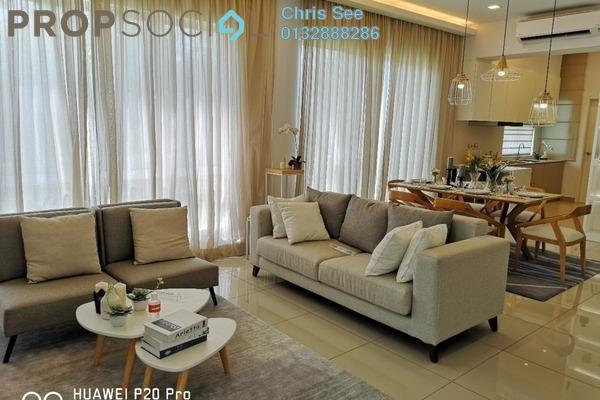 Terrace For Sale in Kundang Estates, Kundang Freehold Unfurnished 4R/3B 590k