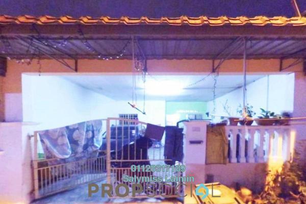 Terrace For Sale in Desa Tun Razak, Bandar Tun Razak Freehold Semi Furnished 2R/1B 340k