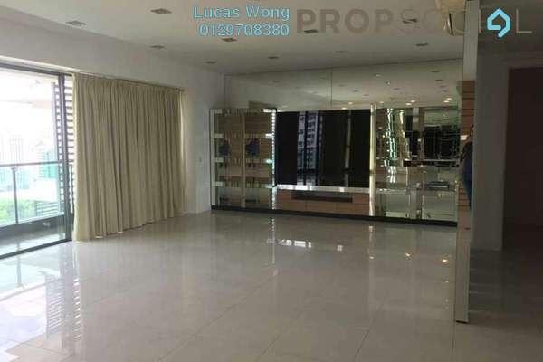 For Rent Condominium at Zehn Bukit Pantai, Bangsar Freehold Semi Furnished 4R/4B 7k
