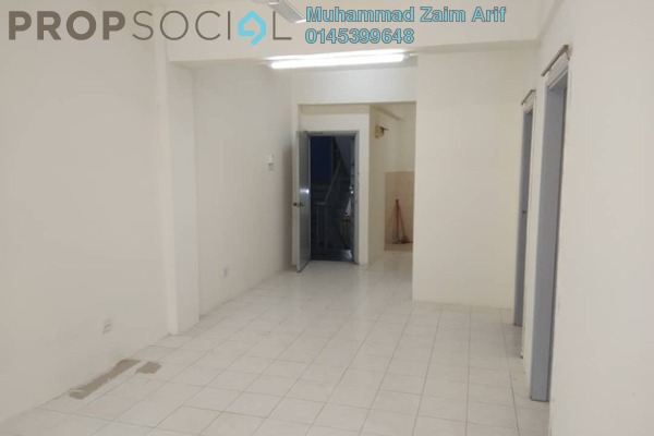 Apartment For Sale in Section 15, Shah Alam Freehold Unfurnished 3R/2B 230k