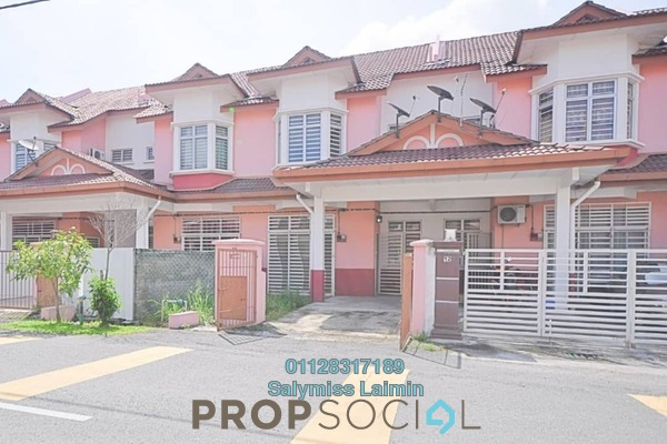 Terrace For Sale in Taman Desa Dengkil, Dengkil Freehold Semi Furnished 4R/3B 360k