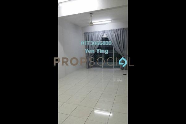 Condominium For Rent in De Centrum Unipark Condominium, Kajang Freehold Semi Furnished 4R/2B 1.7k