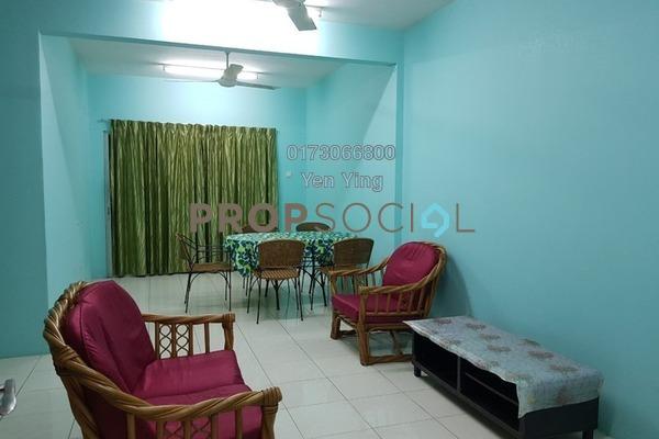 Condominium For Rent in De Centrum Unipark Condominium, Kajang Freehold Semi Furnished 3R/2B 1.4k