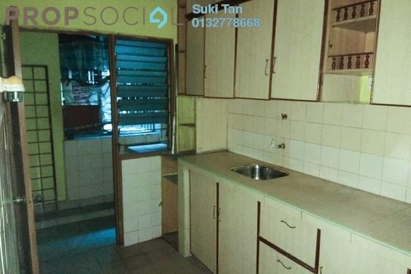 Apartment For Sale in Taman Sri Kuching, Jalan Ipoh Freehold Semi Furnished 3R/2B 210k