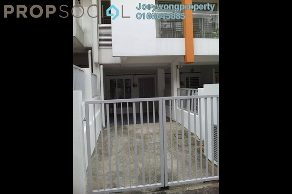 Townhouse For Rent in Chestwood Terrace, Bandar Utama Freehold Semi Furnished 3R/3B 2k