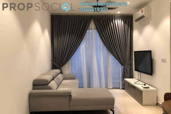 Condominium For Sale in The Nest Residences, Old Klang Road Freehold Semi Furnished 3R/2B 495k