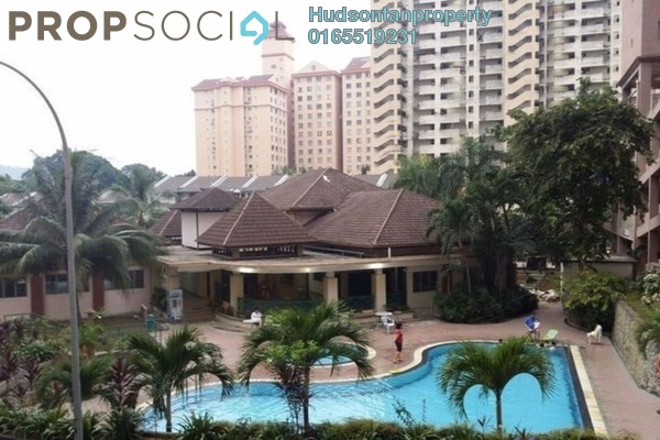 Condominium For Sale in Midah Ria, Cheras Freehold Semi Furnished 3R/2B 380k