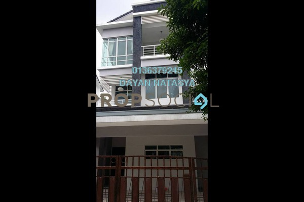 Semi-Detached For Rent in Siarah Oakleaf, Bukit Antarabangsa Freehold Semi Furnished 6R/6B 5k