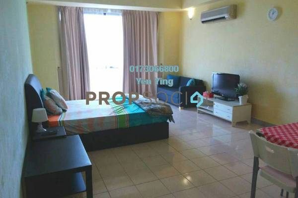 Serviced Residence For Sale in Amcorp Serviced Suites, Petaling Jaya Freehold Fully Furnished 1R/1B 396k