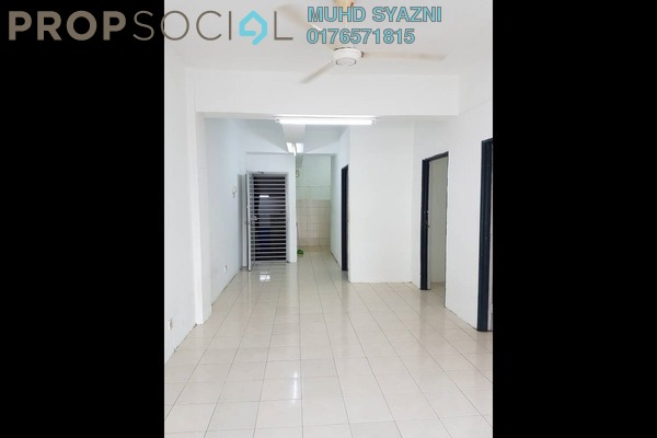 Apartment For Rent in Dataran Otomobil, Shah Alam Freehold Unfurnished 3R/2B 1k