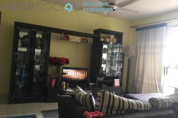 For Sale Condominium at Laman Suria, Mont Kiara Freehold Fully Furnished 3R/2B 750k