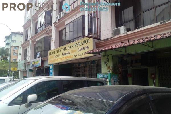 Shop For Sale in Peak 208, Kajang Freehold Unfurnished 0R/0B 650k