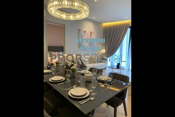 Serviced Residence For Sale in Premium Residences, Bangsar Leasehold Fully Furnished 2R/2B 1.3m