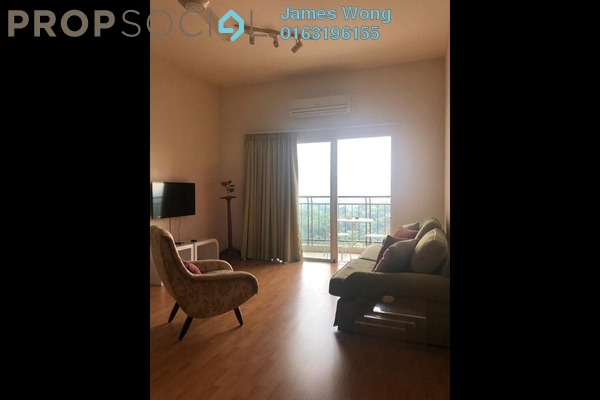 For Rent Condominium at Waldorf Tower, Sri Hartamas Freehold Fully Furnished 1R/1B 2.3k