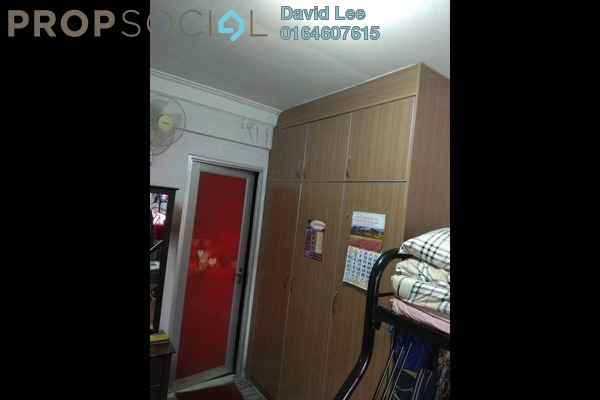 Apartment For Sale in Nibong Indah, Sungai Nibong Freehold Semi Furnished 3R/2B 350k