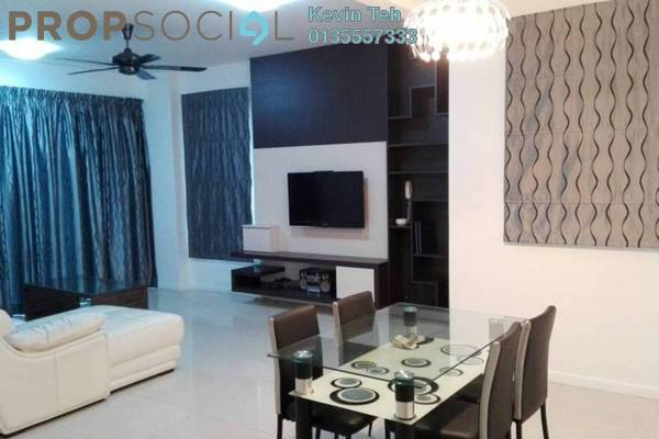 Condominium For Sale in Casa Kiara II, Mont Kiara Freehold Fully Furnished 3R/3B 985k