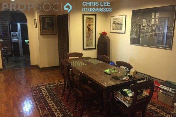 Condominium For Sale in Sri Wangsaria, Bangsar Freehold Semi Furnished 3R/2B 1.25m
