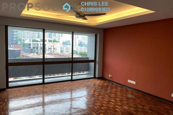 Condominium For Sale in Sri Wangsaria, Bangsar Freehold Semi Furnished 3R/2B 1.17m