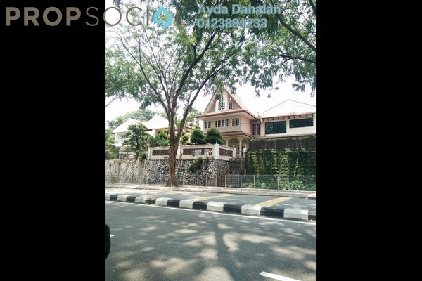 Semi-Detached For Sale in Lucky Garden, Bangsar Freehold Semi Furnished 5R/4B 2.8m