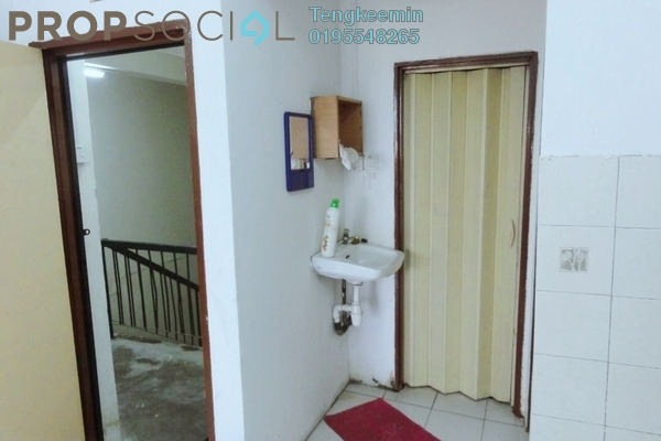 Apartment For Sale in Impiana Apartment, Kepong Leasehold Unfurnished 3R/2B 110k