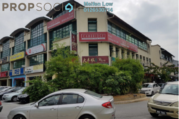 Shop For Rent in Dataran Ara Damansara, Ara Damansara Freehold Semi Furnished 0R/0B 12k
