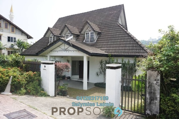 Bungalow For Sale in Section 3, Petaling Jaya Freehold Semi Furnished 5R/3B 1.05m