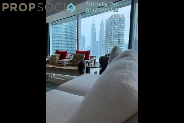 Condominium For Sale in The Avare, KLCC Freehold Fully Furnished 4R/5B 3.4m