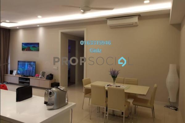 Condominium For Sale in Reflection Residences, Mutiara Damansara Freehold Fully Furnished 3R/2B 930k