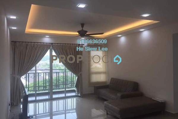 Apartment For Rent in Nusa Idaman, Iskandar Puteri (Nusajaya) Freehold Fully Furnished 3R/2B 1.5k