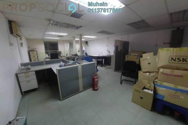 Shop For Sale in 3rd Mile Square, Old Klang Road Freehold Unfurnished 0R/0B 450k
