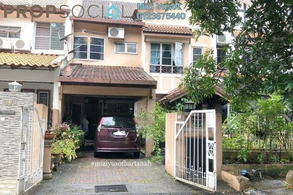 Terrace For Sale in USJ 16, UEP Subang Jaya Freehold Semi Furnished 5R/3B 850k