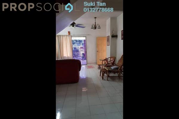 Terrace For Sale in SD12, Bandar Sri Damansara Freehold Semi Furnished 4R/3B 860k