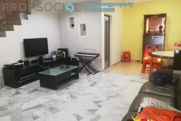 Terrace For Sale in USJ 13, UEP Subang Jaya Freehold Semi Furnished 4R/3B 740k