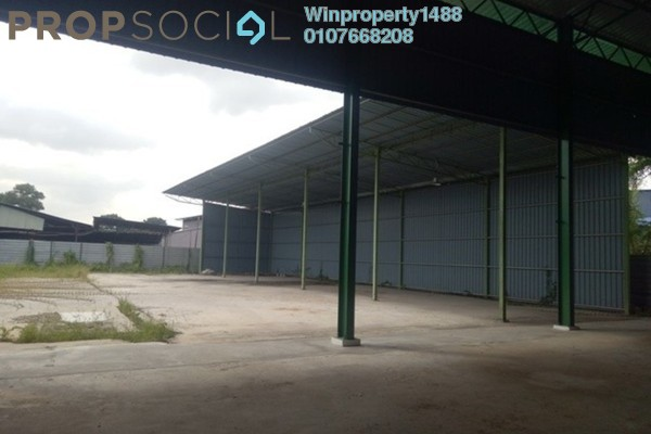 Factory For Rent in Jalan Kluang, Ayer Hitam Freehold Unfurnished 0R/0B 10k