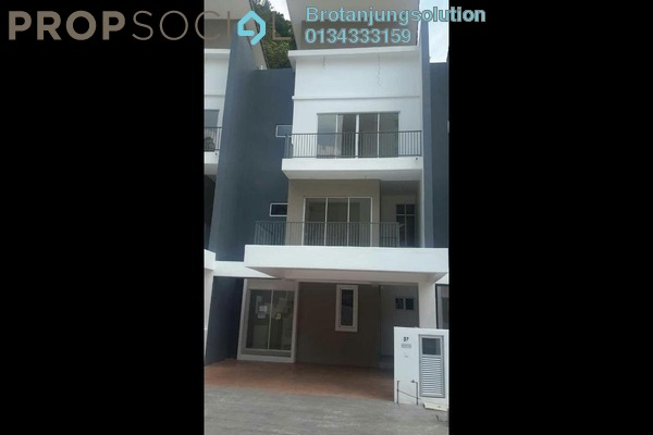 Terrace For Sale in Crystal Creek, Taiping Freehold Unfurnished 6R/6B 600k