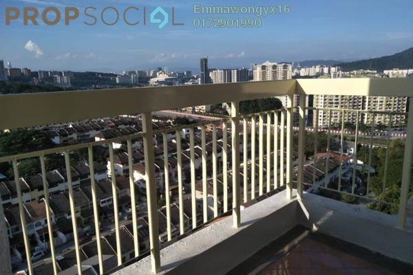 Condominium For Sale in Endah Puri, Sri Petaling Freehold Semi Furnished 3R/3B 700k