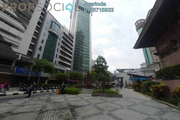 Office For Sale in KL Plaza Suites, Bukit Bintang Freehold Unfurnished 0R/0B 9.5m