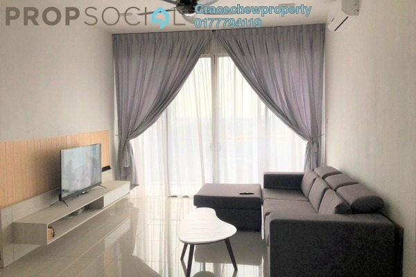 Condominium For Rent in The Water Edge Apartment, Masai Freehold Fully Furnished 3R/2B 2.88k