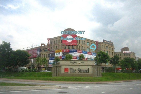 Shop For Rent in The Strand, Kota Damansara Freehold Semi Furnished 0R/2B 6.8k