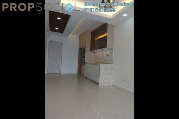 Apartment For Rent in Residensi Jalilmas, Bukit Jalil Freehold Semi Furnished 3R/2B 1.5k