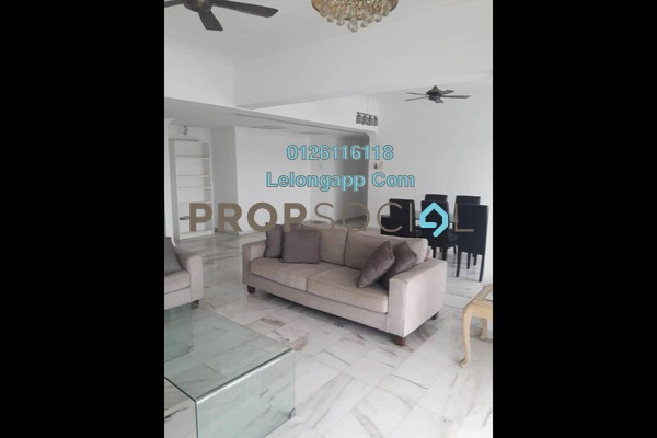 For Rent Condominium at Bukit Robson Condominium, Seputeh Freehold Fully Furnished 4R/0B 4.5k