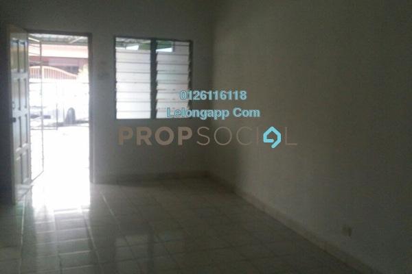 Terrace For Rent in BK1, Bandar Kinrara Freehold Semi Furnished 2R/2B 1k