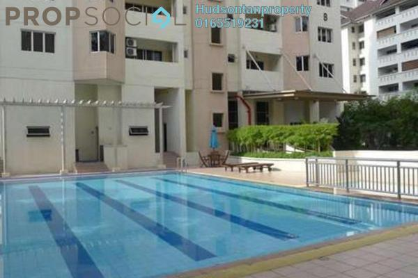 Condominium For Sale in Desarina, Taman Desa Freehold Semi Furnished 4R/3B 499k