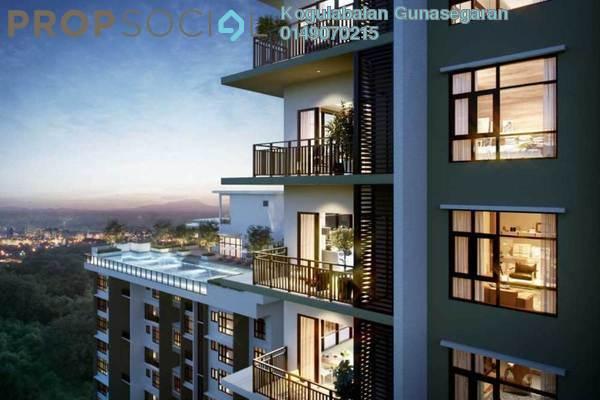 Condominium For Sale in Damansara Seresta, Bandar Sri Damansara Freehold Semi Furnished 3R/3B 800k