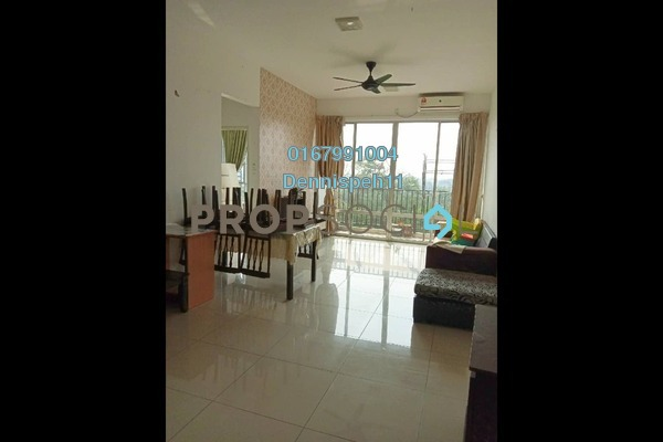 Serviced Residence For Rent in Greenfield Regency, Skudai Freehold Semi Furnished 3R/2B 1.3k