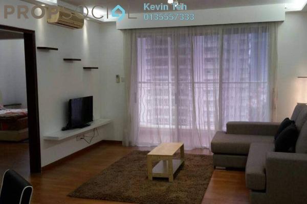 For Sale Condominium at Laman Suria, Mont Kiara Freehold Fully Furnished 2R/2B 700k